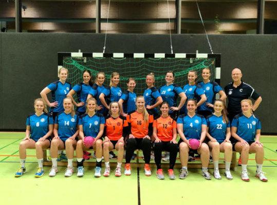 Foto: Handballdamen